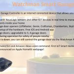 Controlador de puerta de garaje Watchman