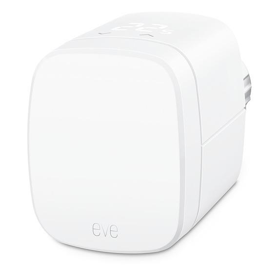 Eve Thermo - Valvula de calefacción inteligente Apple Homekit con compatibilidad con el protocolo de comunicación Thread