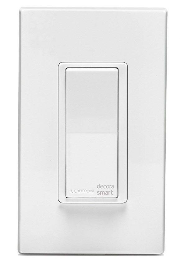 interruptor inteligente Levinton decora Homekit