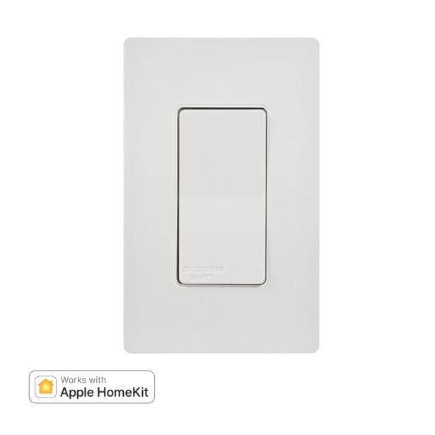 Interruptor inteligente Sylvania compatible con Apple Homekit