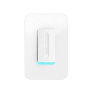 Interruptor regulable inteligente wemo compatible con Apple homekit
