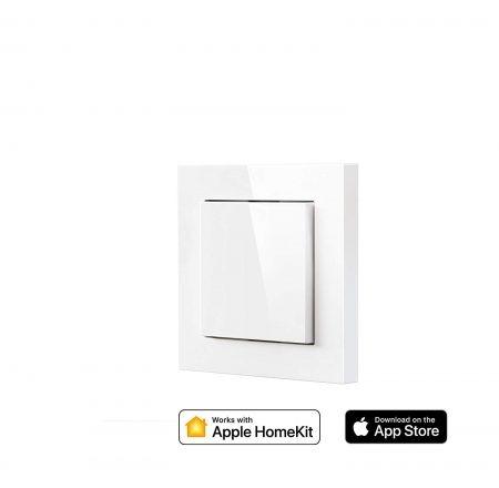 Interruptor Bluetooth Apple Homekit  Eve light switch con opción a conectar interruptores conmutados y cruzamientos