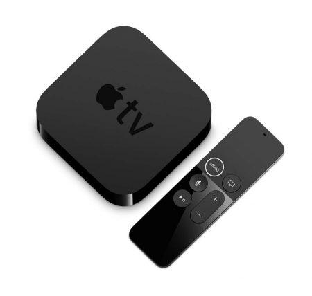 Apple Tv 4k, ideal para adaptar a televisores que no tienen smart tv y lanzar contenido mediante airplay 2 y controlarlo vía siri.
