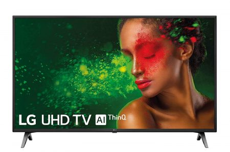 Smart Tv LG UHD compatible con Airplay 2, incorpora App Apple tv y es compatible con Homekit