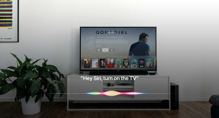 Como controlar tu smart tv con Siri