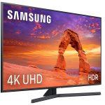 Samsung 4K UHD Smart TV con  Airplay 2 y Apple TV