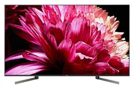 Smart Tv Sony xG950 series, compatible con Airplay2 y Apple Homekit. Trae instalada la App de Apple Tv.