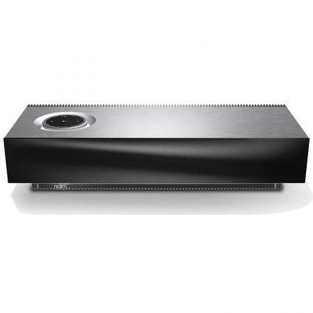 Barra de sonido de gran potencia y calidad, Naim Mu-so soundbar, compatible con apple homekit y airplay 2
