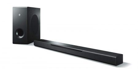 Yamaha MusicCast Bar 400, Barra de sonido compatible con Airplay 2 y Apple Homekit