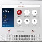 Alarmas Homekit, Honeywell, sistema de seguridad Lyric controller. Compatible con Apple homekit. Admite hasta 128 sensores.