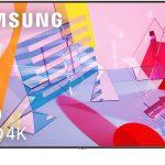 Samsung QLED 4K 2020 compatible con Airplay 2 y apple tv. Smart TV de con Resolución 4K UHD,y posee Inteligencia Artificial.
