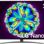 Smart TV 4K NanoCell, compatible con Airplay 2, Apple Homekit y tiene la App Apple tv. Incorpora Inteligencia Artificial, Procesador Inteligente Quad Core, Deep Learning, Local Dimming, HDR 10 Pro, HLG, Sonido Ultra Surround