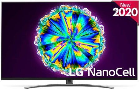 TV LG 4K NanoCell, compatible con Airplay 2, Apple Homekit y tiene la App Apple tv. Incorpora Inteligencia Artificial, Procesador Inteligente Quad Core, Deep Learning, Local Dimming, HDR 10 Pro, HLG, Sonido Ultra Surround