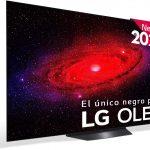 Smart tv LG OLED  4K OLED con Inteligencia Artificial, y compatible con Apple homekit, airplay2 y con la app de apple tv. Posee un procesador Inteligente α7 Gen2, Deep Learning, 100% HDR, Dolby Vision/ATMOS y  HDMI 2.1.