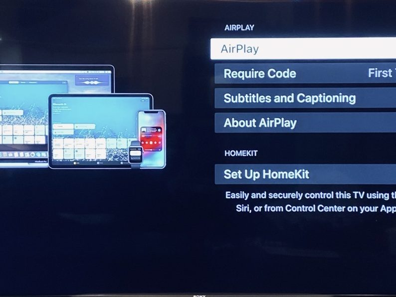 Como añadir tu smart tv a Apple Homekit  y que aparezca en la app casa