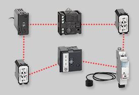 Conexión automatica de mecanismos living now compatible con Homekit