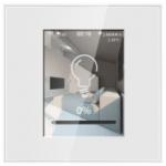 Pantalla LCD táctil con regulación de iluminación compatible con Apple Homekit.