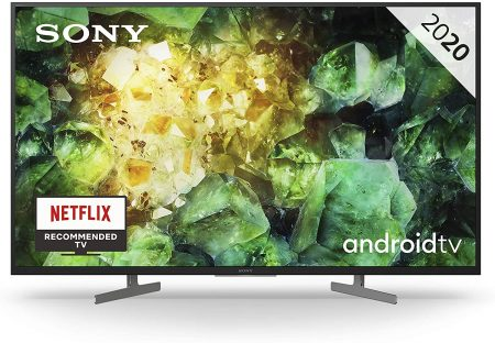 TV Sony KD Series compatible con Airplay 2 y Apple Homekit. Tiene de serie incorporada la App de Apple Tv