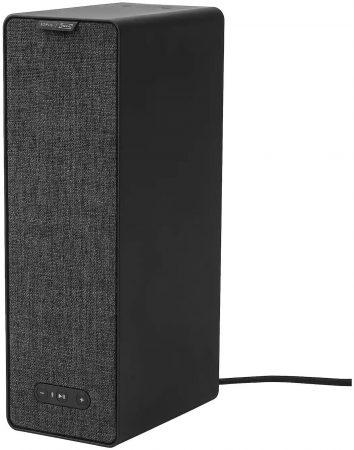 Esta altavoz Symfonisk es una colaboración entre IKEA y Sonos, por lo que se integra fácilmente con otros productos de Sonos y es compatible con Airplay 2