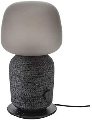SYMFONISK - Lámpara de mesa con altavoz WiFi compatible con Airplay 2