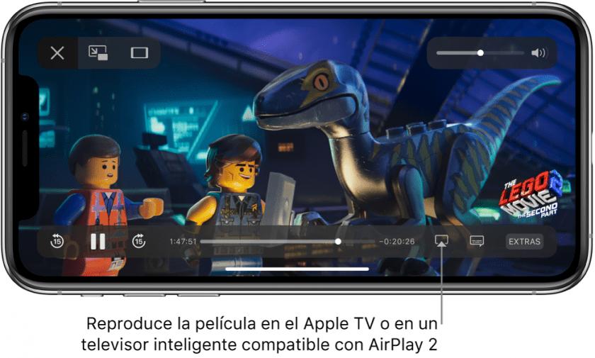 Transmitir videos desde tu iphone o ipad a tu Smart tv
