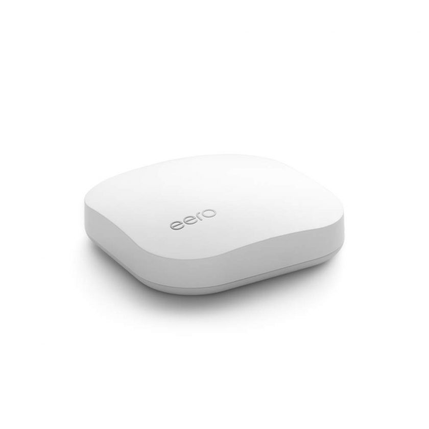 Router/extensor wifi de malla Amazon eero Pro compatible con Apple Homekit