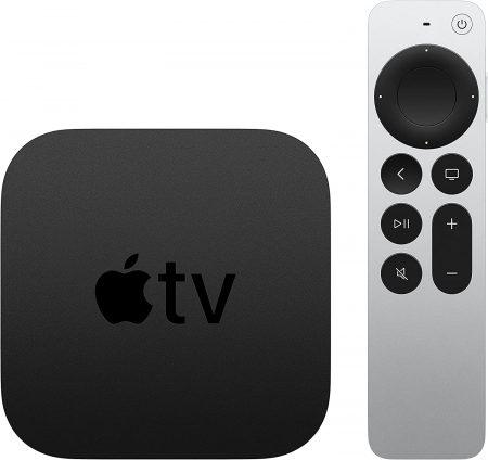 Apple tv 4k perfecta central para Apple Homekit